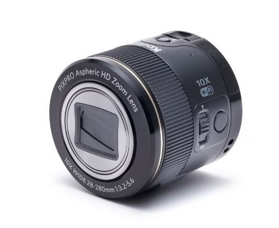 kodak-sl10 Kodak SL10 and SL25 Smart Lenses to challenge Sony's QX series News and Reviews