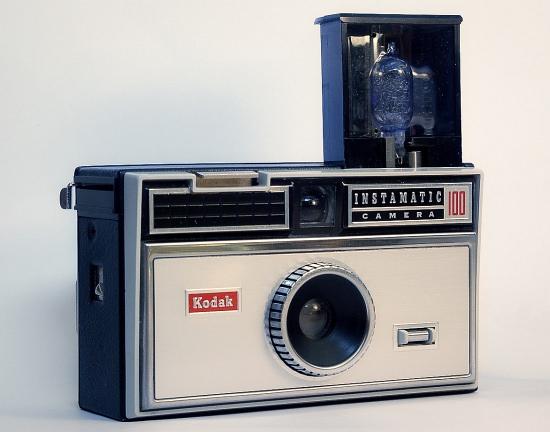 kodak_instamatic_100 Kodak Instamatic series celebrates 50 years News and Reviews