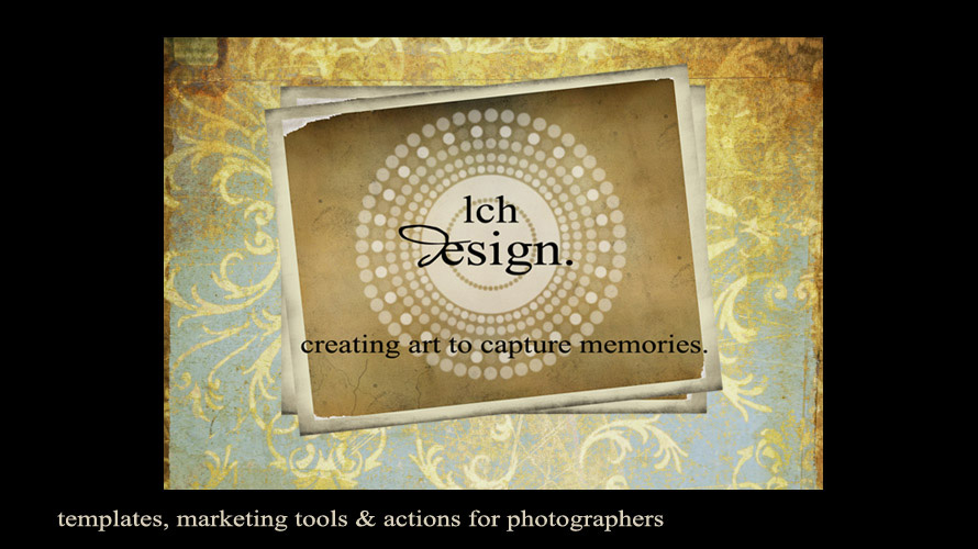 """lch-design-logo Contest week {#3} everyone wins a free frame + 1 """"big"""" winner Contests Free Actions Photoshop Tips & Tutorials"""