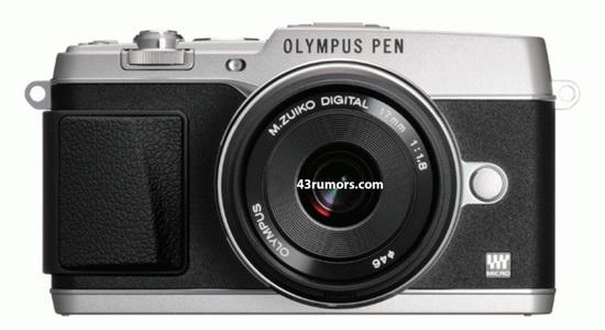 leaked-olympus-e-p5-image Olympus E-P5 photo leaked on the web Rumors