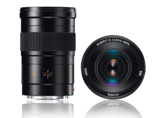 leica-45mm-f2.8-asph Leica 45mm f/2.8 ASPH lens unveiled for medium format cameras News and Reviews