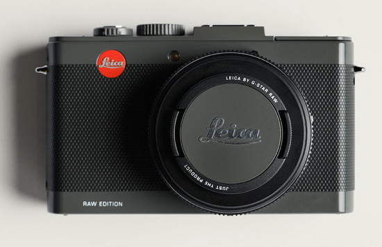 """leica-d-lux-6-edition-by-g-star-raw-camera Leica D-Lux 6 """"Edition by G-Star RAW"""" officially announced News and Reviews"""
