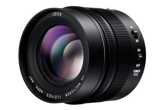 Leica DG Nocticron 42.5mm f/1.2 by Panasonic