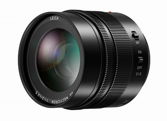 leica-dg-nocticron-42.5mm-f1.2 CES 2014: Panasonic LZ40, SZ8, ZS35 and ZS40 cameras revealed News and Reviews