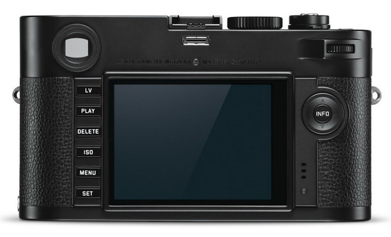 leica-m-monochrom-typ-246-back Leica M Monochrom Typ 246 mirrorless camera announced News and Reviews