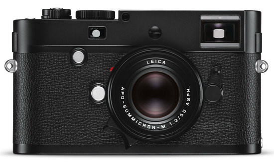 leica-m-monochrom-typ-246-front Leica M Monochrom Typ 246 mirrorless camera announced News and Reviews