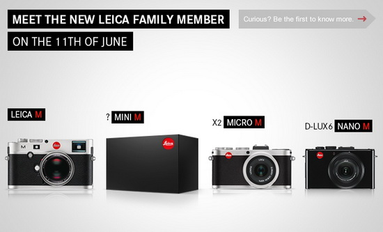 leica-mini-m-camera Leica Mini M camera teaser hints at June 11 announcement News and Reviews