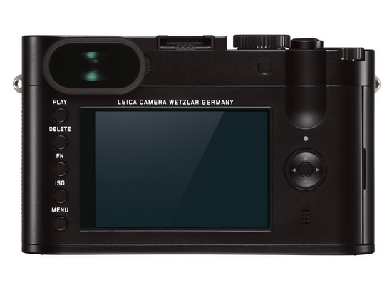 leica-q-typ-116-back Leica Q Typ 116 full-frame compact camera becomes official News and Reviews