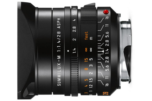 Leica Summilux 28mm f/1.4