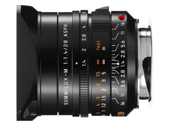 leica-summilux-m-28mm-f1.4-asph Leica announces Summilux-M 28mm f/1.4 ASPH lens News and Reviews