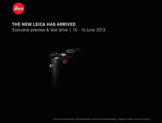 leica-x-vario-type-107-teaser Leica X Vario Type 107 may be the teasing Mini M Rumors