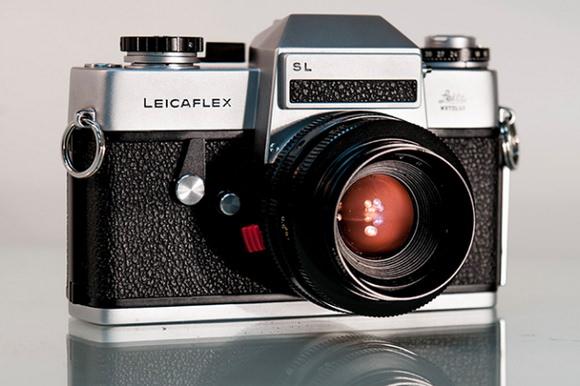Leicaflex SL Camera