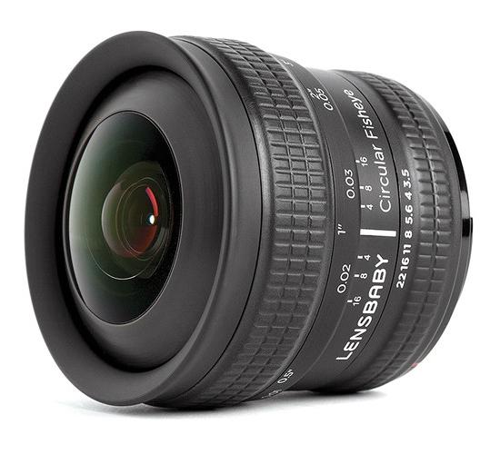 lensbaby-5.8mm-f3.5-circular-fisheye Lensbaby 5.8mm f/3.5 Circular Fisheye lens revealed News and Reviews