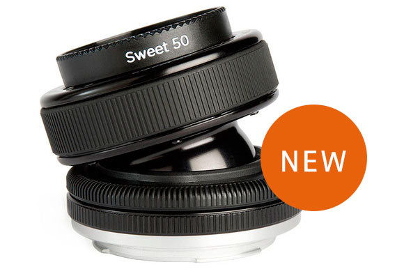 Lensbaby Composer Pro Sweet 50