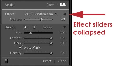 lightroom-brushes-collapsed1 How to Use the Local Adjustment Brush in Lightroom: Part 2 Lightroom Presets Lightroom Tutorials