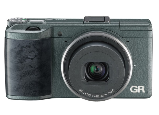 limited-edition Ricoh GR Limited Edition camera unveiled with special design News and Reviews