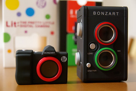 lit-vs-ampel Bonzart Lit launched as a cute DSLR-like toy camera News and Reviews
