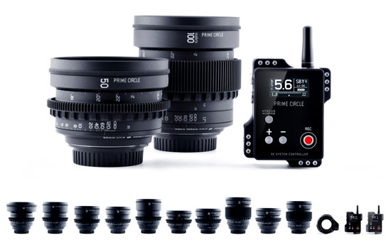 lockcircle-prime-circle-xe-lenses LockCircle's Prime Circle XE system will use wireless aperture control News and Reviews Rumors