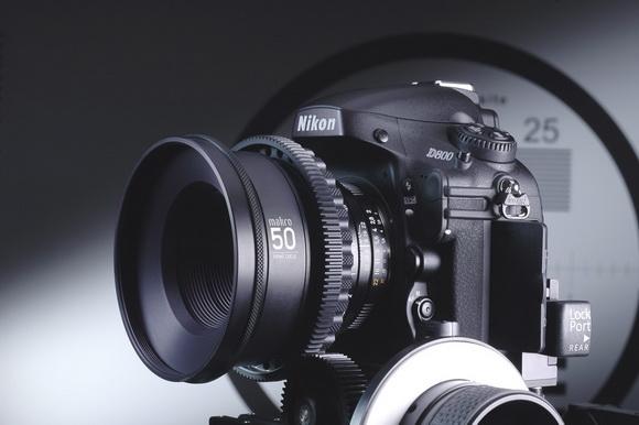 LockCircle Prime Circle XT-F custom 50mm f/2.0 Makro lens