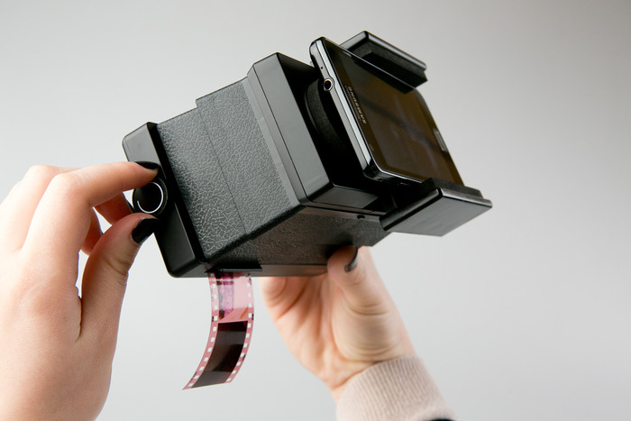 lomo-scanner Lomography brings analog into digital era News and Reviews
