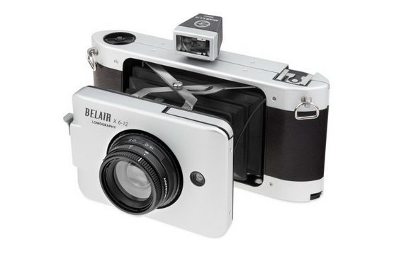 Lomography Belair X 6-12 Trailblazer limited edition introduced on the market with support for three different modes