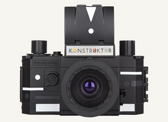 lomography-konstruktor-diy-35mm-film-slr-camera Lomography Konstruktor announced as world's first DIY 35mm film SLR camera News and Reviews