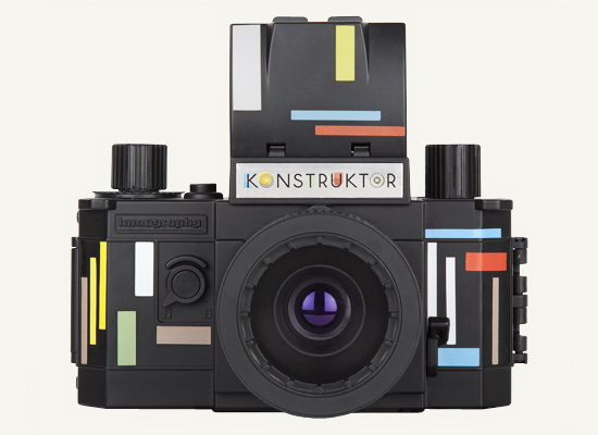 lomography-konstruktor Lomography Konstruktor announced as world's first DIY 35mm film SLR camera News and Reviews