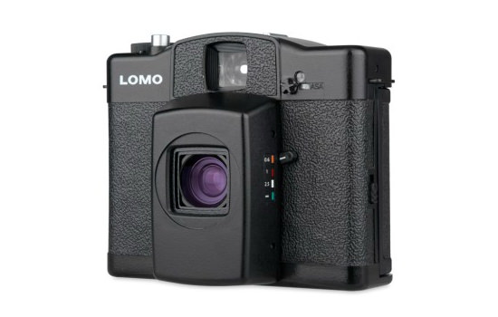 lomography-lc-a-120 Lomography LC-A 120 camera launched with 4-step zone focusing News and Reviews