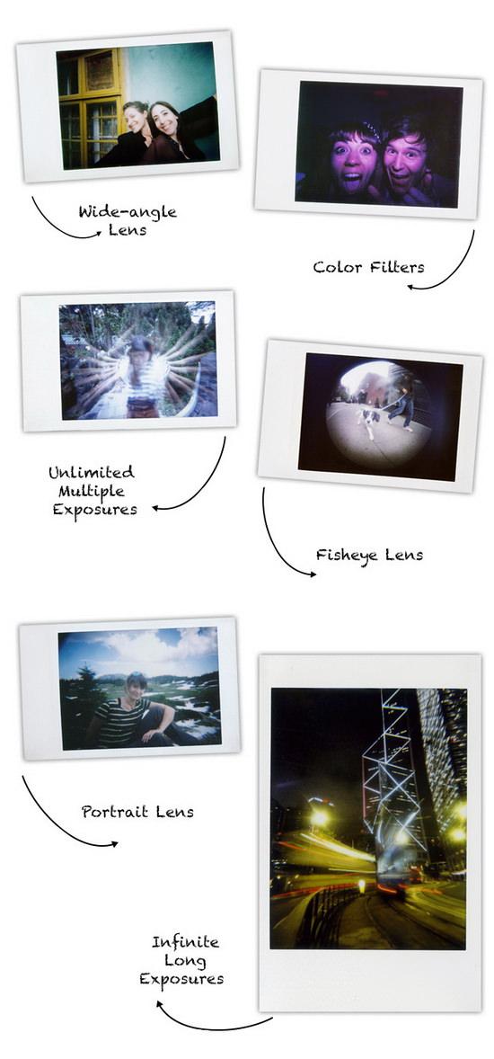 lomoinstant-customization Lomography reveals Lomo'Instant film camera on Kickstarter News and Reviews