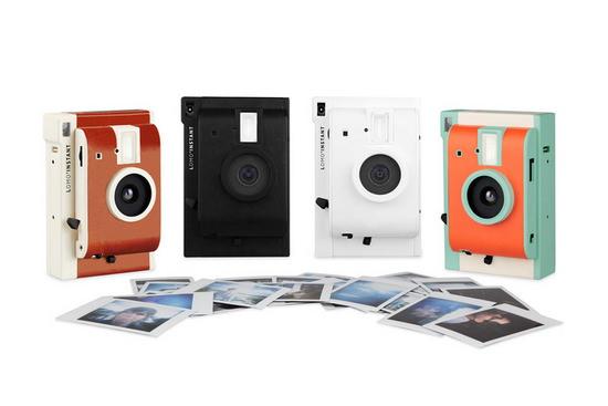 lomoinstant-models Lomography reveals Lomo'Instant film camera on Kickstarter News and Reviews