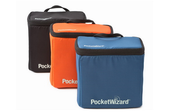LDA Design's newly-introduced PocketWizard G-Wiz Vault bag is made of a durable nylon material