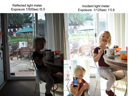 luxi-incident-light-meter-iphone-photos Extrasensory Devices announces Luxi, a cheap light meter for iPhone News and Reviews