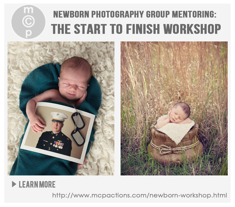 main-graphic2 Newborn Photography Group Mentoring: The Start To Finish Workshop Announcements Photography & Photoshop News Photoshop Actions Photoshop Tips & Tutorials Workshops