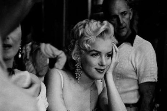 Marilyn Monroe by Dennis Stock / Magnum Photos