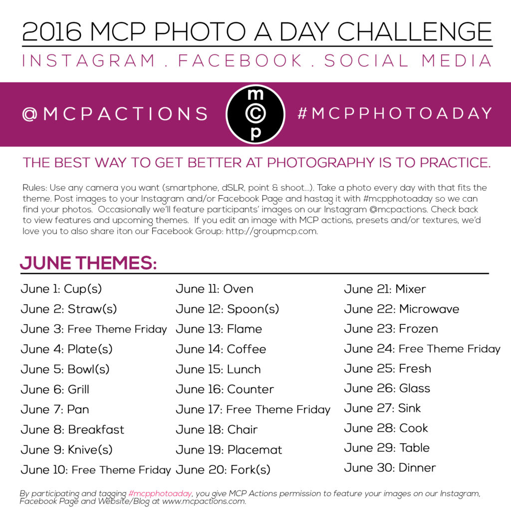 mcpphotoaday june 2016
