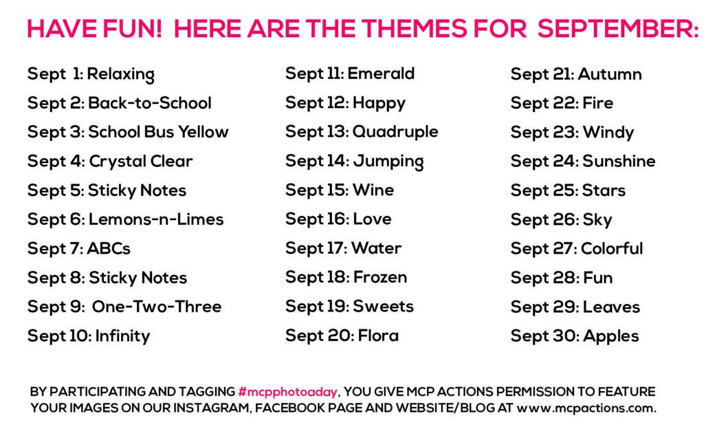 mcpphotoaday september2