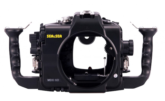 mdx-6d-canon-6d-housing-f Sea & Sea announces Canon EOS 6D underwater housing News and Reviews