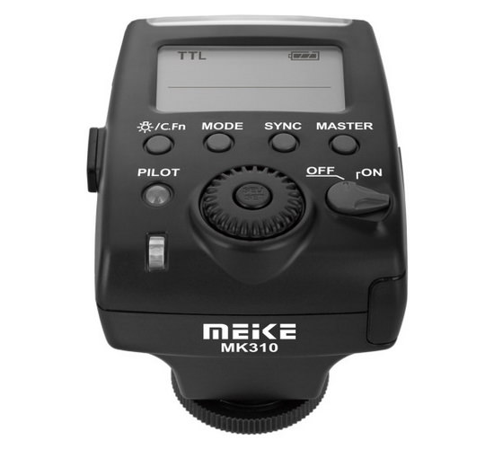 meike-mk-310 MeiKe MK-310 is a cheap flash master for Canon/Nikon users News and Reviews