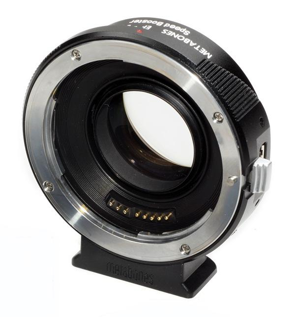 metabones-speed-booster Speed Booster for photographic lenses, released by Metabones News and Reviews