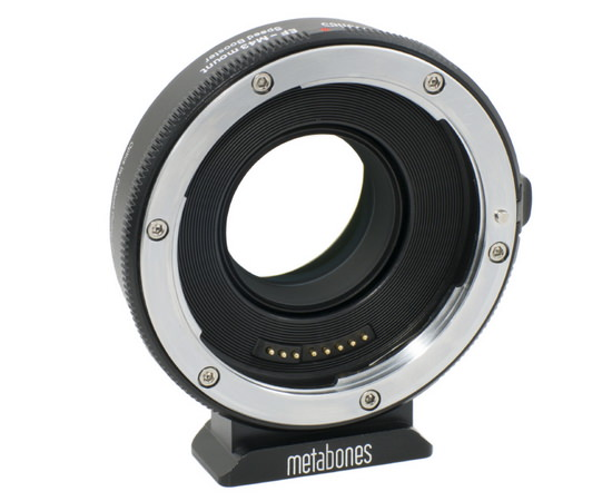 metabones-spef-m43-bm1 Metabones launches Canon EF lens to Micro Four Thirds adapter News and Reviews