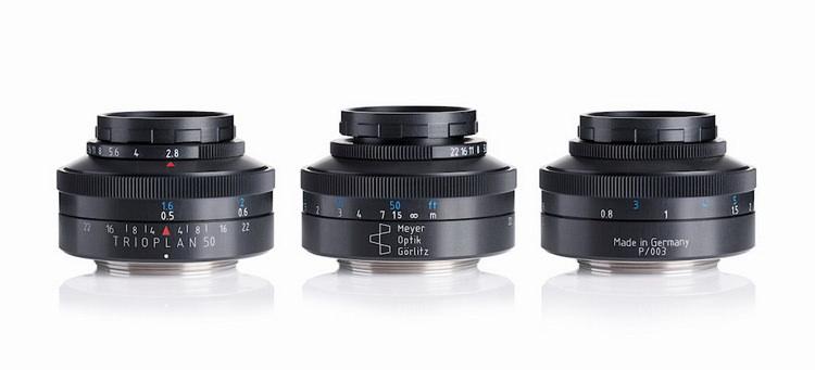 meyer-optik-gorlitz-trioplan-50mm-f2.9-lens Trioplan 50mm f/2.9 lens now available on Kickstarter News and Reviews