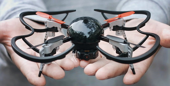 micro-drone-3.0 Micro Drone 3.0 is a piloting dream with a built-in camera News and Reviews