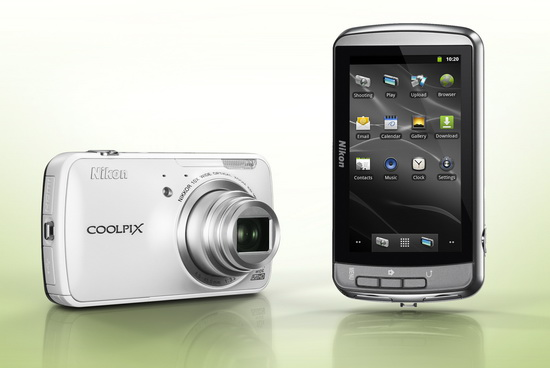 microsoft-nikon-android-patent-agreement-coolpix-s800c Nikon and Microsoft sign patent licensing deal over Android cameras News and Reviews