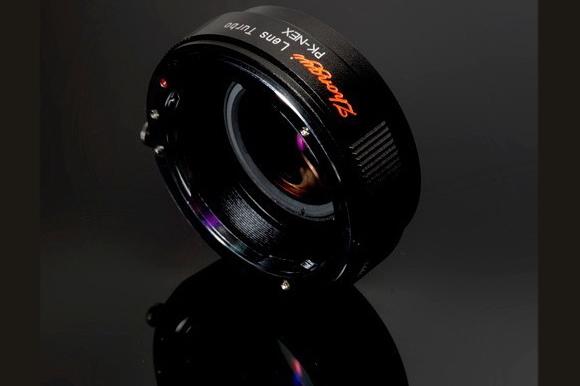 Mitakon Lens Turbo adapter