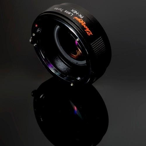 mitakon-lens-turbo Mitakon Lens Turbo brings Pentax K lenses to Fujifilm cameras News and Reviews