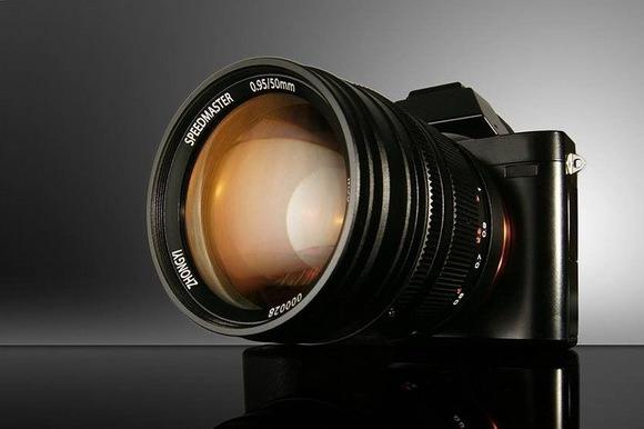 Mitakon Speedmaster 50mm f/0.95