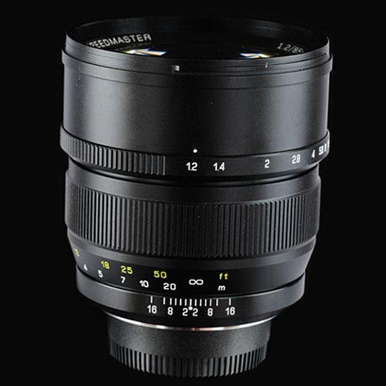 mitakon-speedmaster-85mm-f1.2-leaked Mitakon Speedmaster 85mm f/1.2 lens to be announced soon Rumors