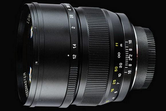 Mitakon Speedmaster 85mm f/1.2 lens leaked photo