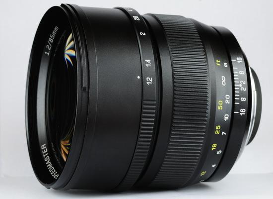 mitakon-speedmaster-85mm-f1.2 ZY Optics introduces Mitakon Speedmaster 85mm f/1.2 lens News and Reviews