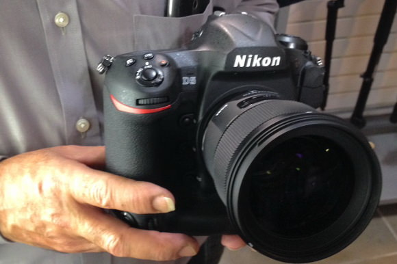 more nikon d5 images leaked